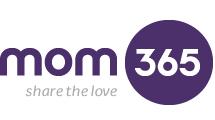 Mom365 logo