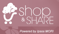 Shop & Share Panel Logo